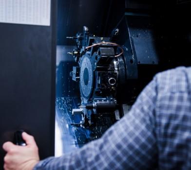 Machine Shop Action #1